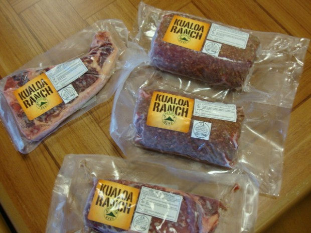 Kualoa Ranch Now Sells Grass-Fed Beef