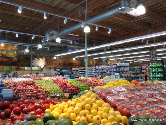 To Whole Foods, or Not to Whole Foods…