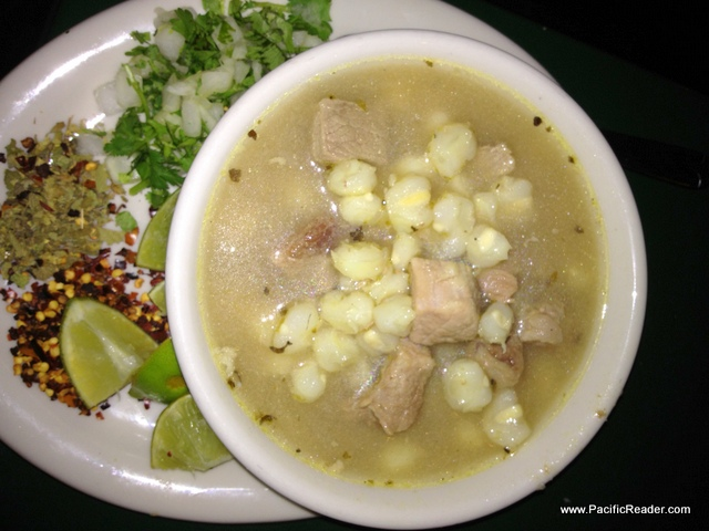 Old Town Mexican Cafe Pozole