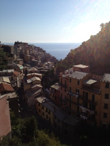 Manarola, Quaint Fishing Town