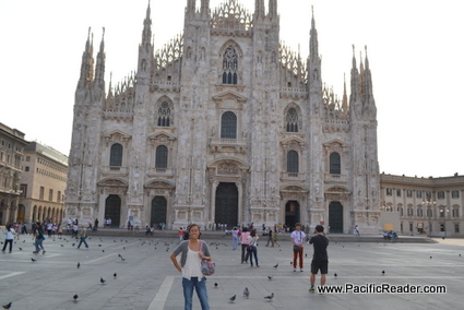 Photos of The Duomo in Milano