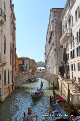 Three Nights in Venezia
