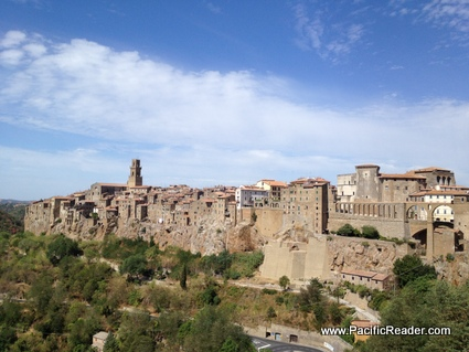 The Charming Wine Town, Pitigliano