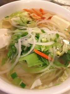 Home Cooking at Hilo Rice Noodle Soup Restaurant