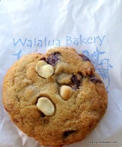 Waialua Bakery Cookie