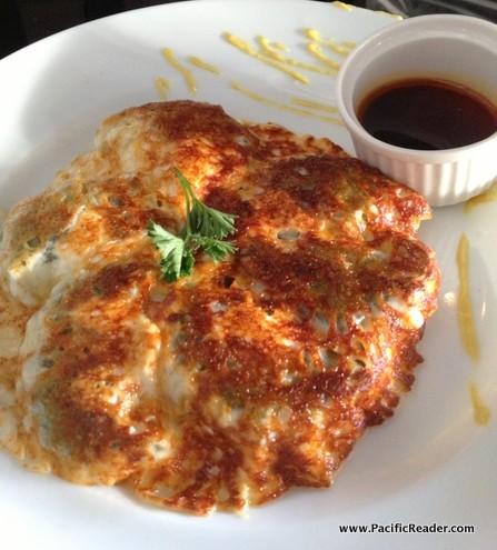The Best Dish I've Had This Year: Hane Cheese Gyoza