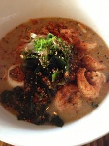 Shrimp Kim Chee Bowl