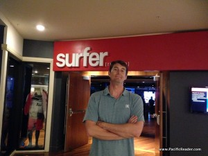 Surfer The Bar