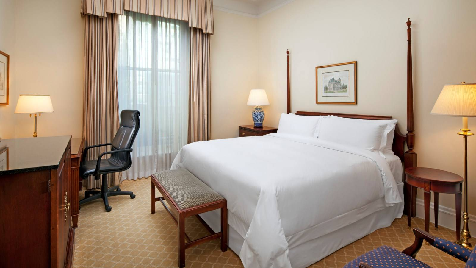 The Palace Hotel San Francisco, CA