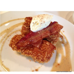 Koko Head Cafe Cornflake French Toast
