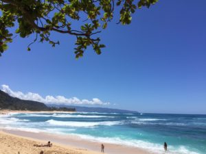 Sunset Beach, North Shore Oahu