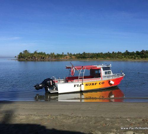 Bula Fiji, A Boat Day Trip to Tavarua & Namotu