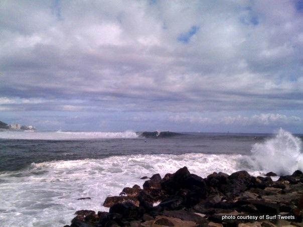 My Favorite South Shore Surf Break, Ala Moana Bowls