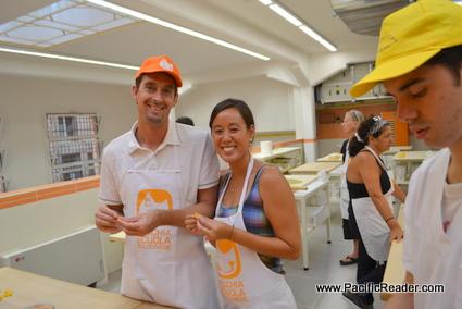Pasta Making Class at Vecchia Scuola Bolognese
