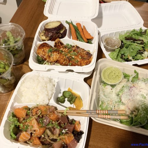 Favorite Takeout Food in Kailua